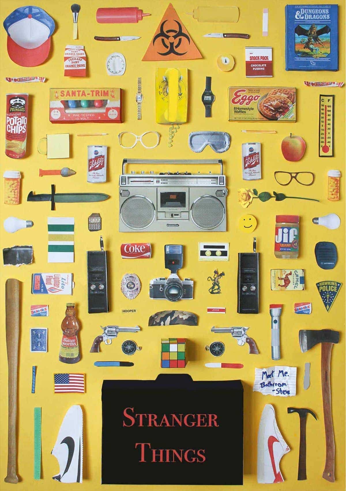 Coole Essential-Poster von Jordan Bolton | Kino/TV | Was is hier eigentlich los?