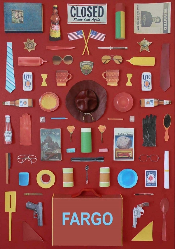 Coole Essential-Poster von Jordan Bolton | Kino/TV | Was is hier eigentlich los? | wihel.de