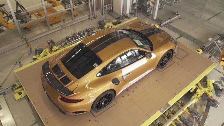 Ein kleiner Einblick in den Bau des Porsche 911 | Handwerk | Was is hier eigentlich los?