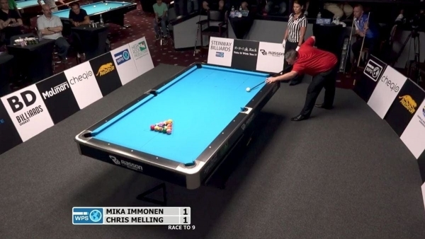 Eine perfekte Billard-Runde von Chris Melling | Awesome | Was is hier eigentlich los?