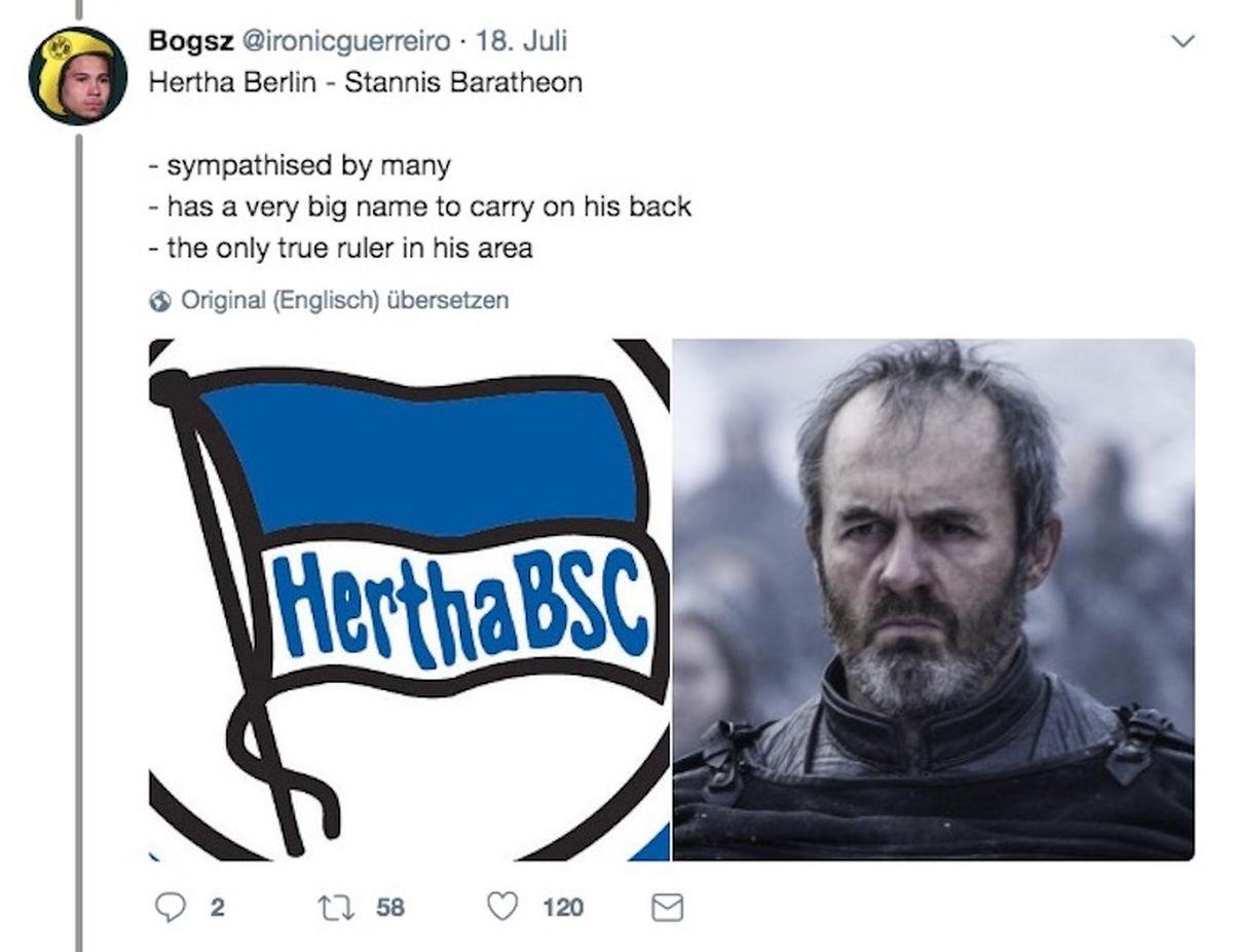 Fußballvereine als Game of Thrones-Figuren | Lustiges | Was is hier eigentlich los?
