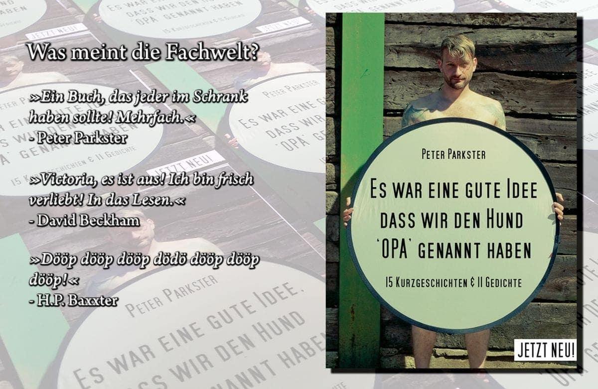 Gedankentüdelüt (64): Vom Suchen und Finden des Rechtschreipunk (inkl. Buchempfehlung) | Kolumne | Was is hier eigentlich los?