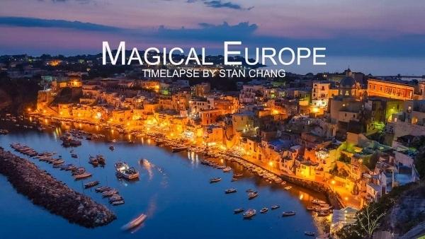 Magical Europe - Mit Stan Chang im Schnelldurchlauf durch Europa | Travel | Was is hier eigentlich los? | wihel.de
