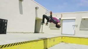Skateboard-Parkour | Awesome | Was is hier eigentlich los? | wihel.de