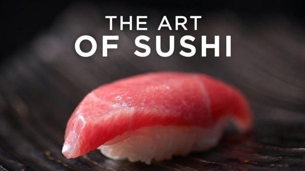 Sushi-Kunst von Daisuke Nakazawa | Essen und Trinken | Was is hier eigentlich los? | wihel.de