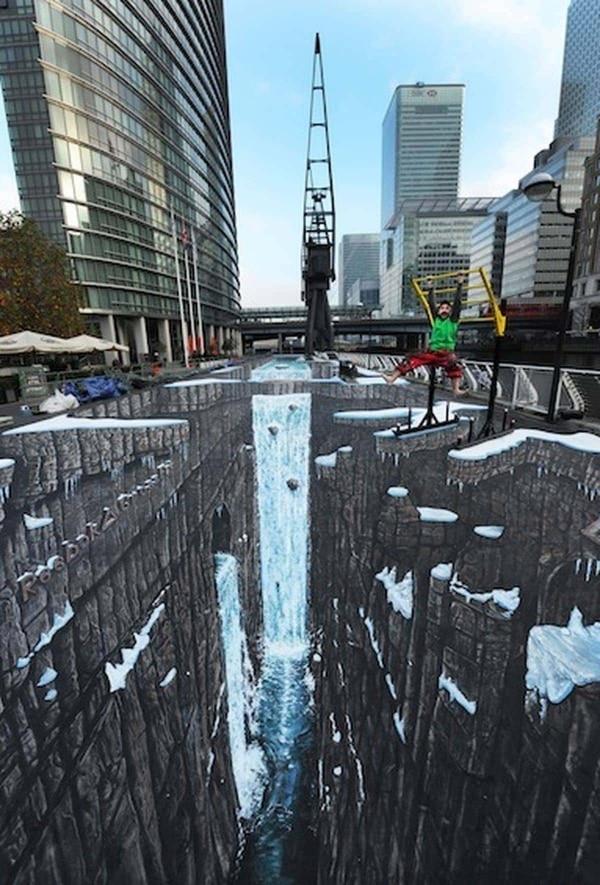 Tolle Perspektiv-Kreidekunst von Joe Hill | Design/Kunst | Was is hier eigentlich los? | wihel.de