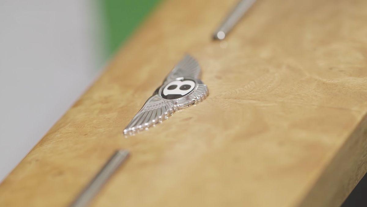 Zu Besuch in der Holzwerkstatt von Bentley | Handwerk | Was is hier eigentlich los?