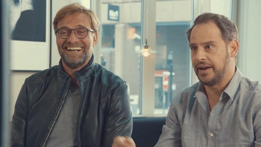 Auf ein Wir mit Jürgen Klopp | sponsored Posts | Was is hier eigentlich los?