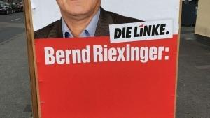 Das ehrlichste Werbeplakat kommt von Bernd Riexinger (Die Linke) | Lustiges | Was is hier eigentlich los? | wihel.de
