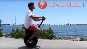 Das Uno Bolt - Ein elektrisches Einrad | Gadgets | Was is hier eigentlich los? | wihel.de