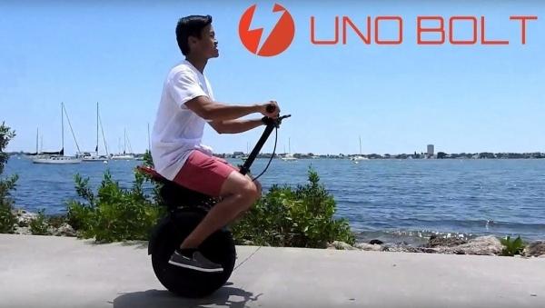 Das Uno Bolt - Ein elektrisches Einrad   Gadgets   Was is hier eigentlich los?   wihel.de