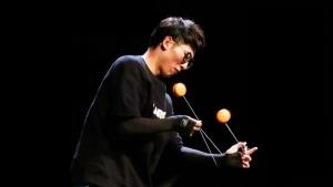 Der diesjährige Yo-Yo-Champion Shu Takada | Awesome | Was is hier eigentlich los?