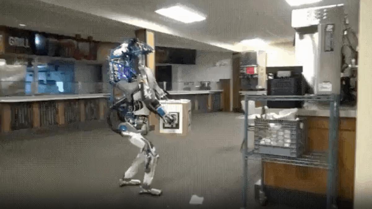 Der menschlichste Roboter der Welt | Lustiges | Was is hier eigentlich los?