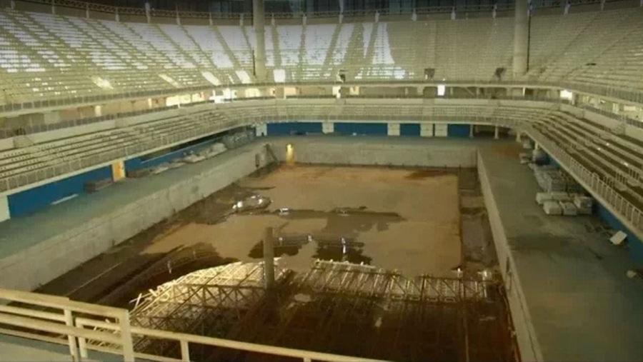 Ein Jahr später: Die olympischen Stätten in Brasilien | Zeitgeschichte | Was is hier eigentlich los?