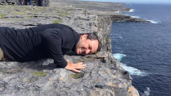 Ein Vater im Kampf gegen seine Höhenangst | Menschen | Was is hier eigentlich los? | wihel.de
