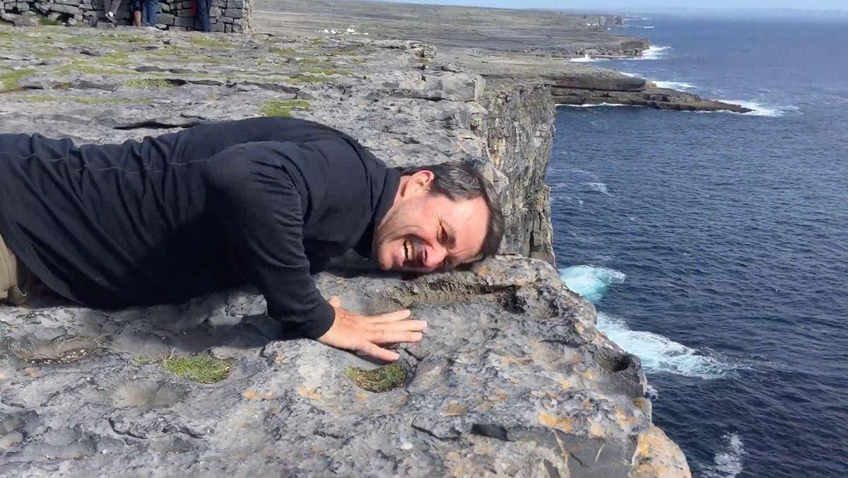 Ein Vater im Kampf gegen seine Höhenangst | Menschen | Was is hier eigentlich los?