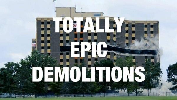 Eine Compilation voller Zerstörungswut | Awesome | Was is hier eigentlich los?