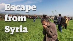 Escape from Syria | Menschen | Was is hier eigentlich los? | wihel.de