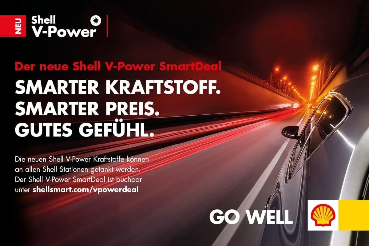 Mehr Leistung durch weniger Ablagerung - Das neue Shell V-Power | sponsored Posts | Was is hier eigentlich los?