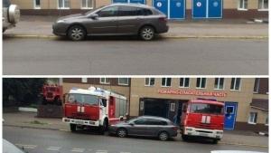 Süße Rache: Was passiert, wenn man die Feuerwehr zuparkt | Lustiges | Was is hier eigentlich los? | wihel.de
