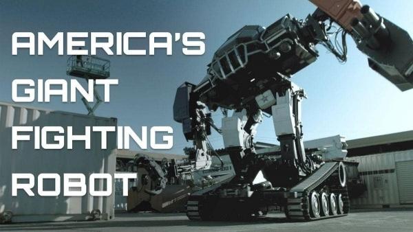 USA gegen Japan - Kampf der Mega-Roboter | Gadgets | Was is hier eigentlich los? | wihel.de