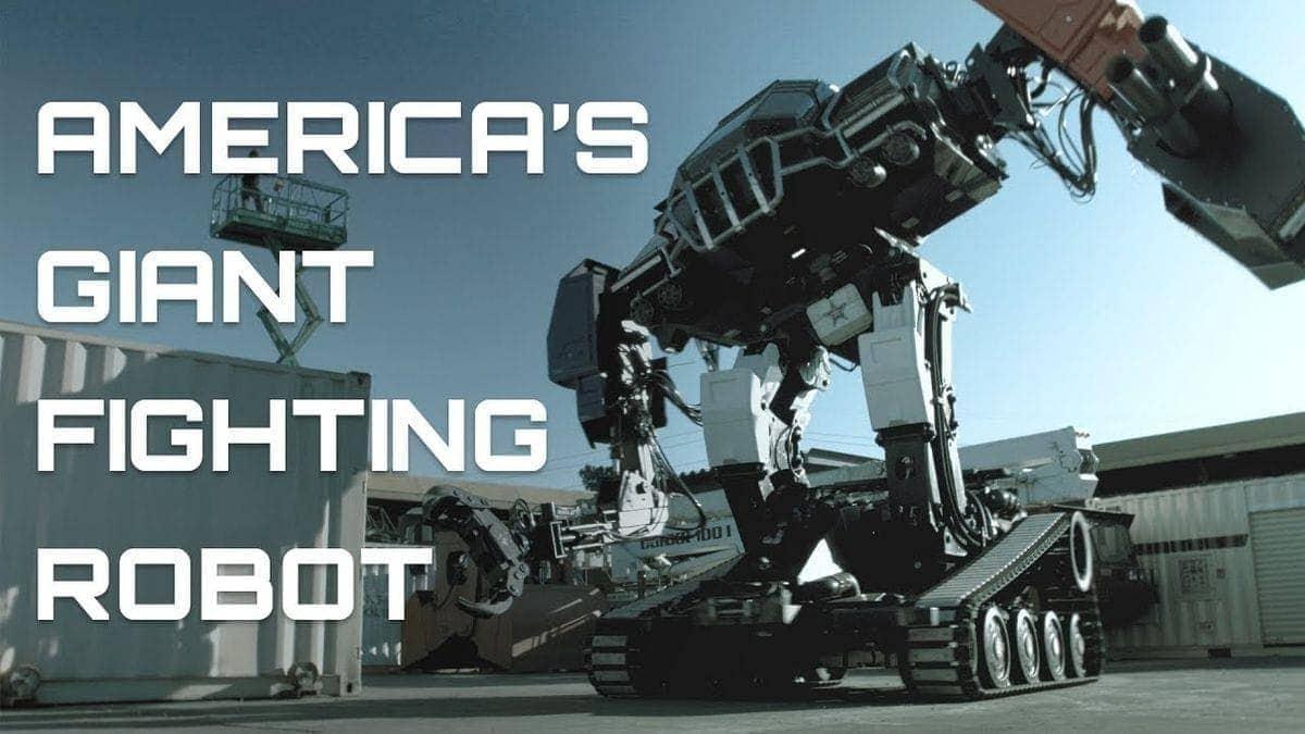 USA gegen Japan - Kampf der Mega-Roboter | Gadgets | Was is hier eigentlich los?