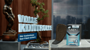 Volle Kontrolle - Dank Tena Men. Jetzt kostenloses Test-Paket sichern! | sponsored Posts | Was is hier eigentlich los? | wihel.de