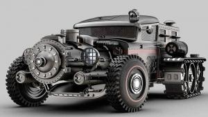 Autos perfekt für die Apokalypse von Jomar Machado | Awesome | Was is hier eigentlich los? | wihel.de