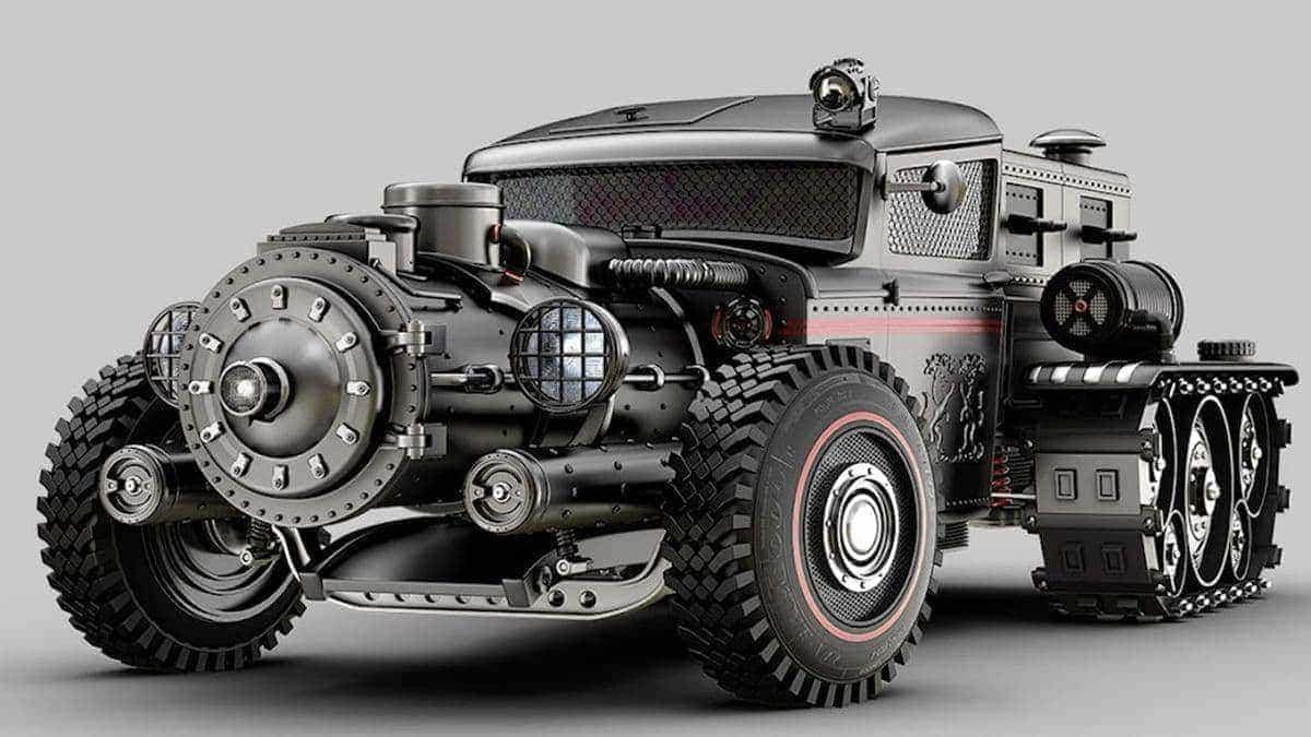 Autos perfekt für die Apokalypse von Jomar Machado | Awesome | Was is hier eigentlich los?