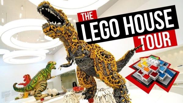 Das LEGO-Haus in Billund (Dänemark) | Awesome | Was is hier eigentlich los? | wihel.de