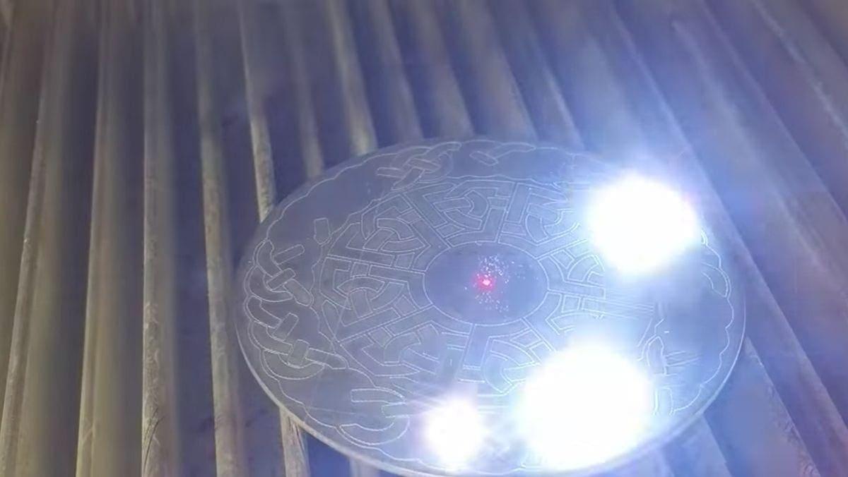Der wohl effektivste Laser, den du diese Woche sehen wirst | Gadgets | Was is hier eigentlich los?