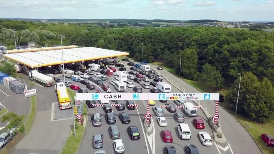 Die größte Tankstelle Europas | Awesome | Was is hier eigentlich los?