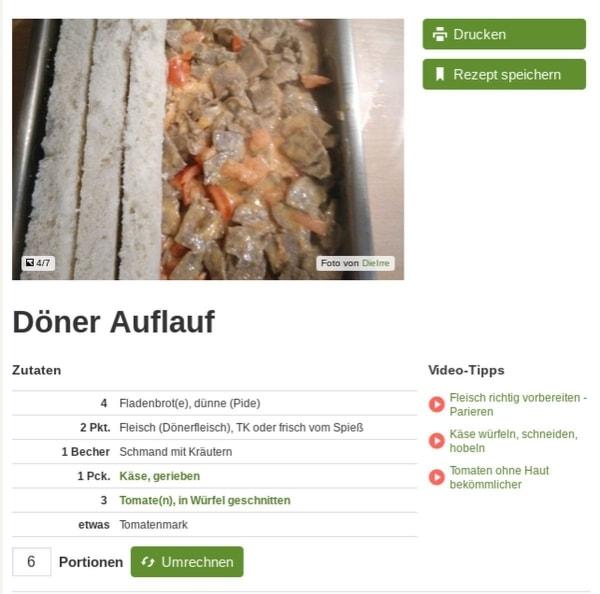 Die schlimmsten Rezepte von Chefkoch.de | Essen und Trinken | Was is hier eigentlich los? | wihel.de