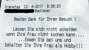 Ein gut gemeinter Rat | Lustiges | Was is hier eigentlich los? | wihel.de