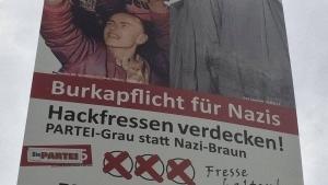 Ein Wahlplakat NICHT aus der Hölle | Lustiges | Was is hier eigentlich los?