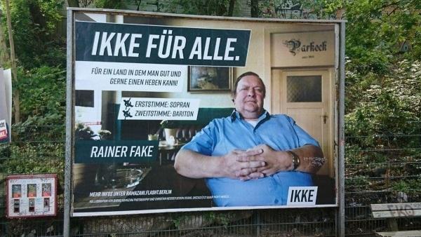 Wer nicht weiß, was er wählen soll - hier ein Vorschlag | Lustiges | Was is hier eigentlich los? | wihel.de