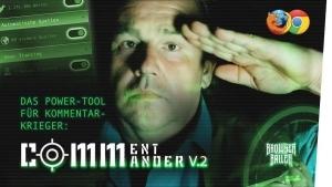Der Comment Commander - Die perfekte Waffe für den Kommentar-Krieg | Lustiges | Was is hier eigentlich los?