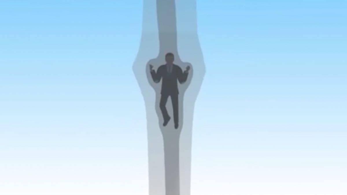 Der etwas andere Notausgang bei hohen Gebäuden | Gadgets | Was is hier eigentlich los?