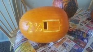 Der gruseligste Halloween-Kürbis in diesem Jahr | Lustiges | Was is hier eigentlich los? | wihel.de