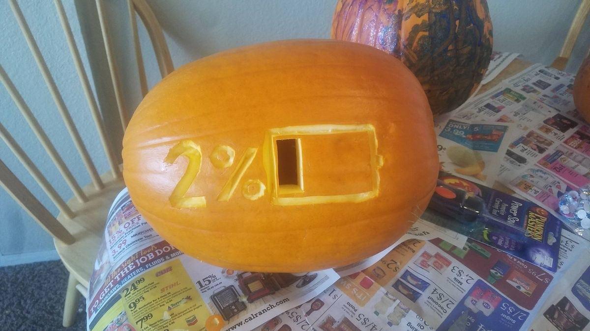 Der gruseligste Halloween-Kürbis in diesem Jahr | Lustiges | Was is hier eigentlich los?
