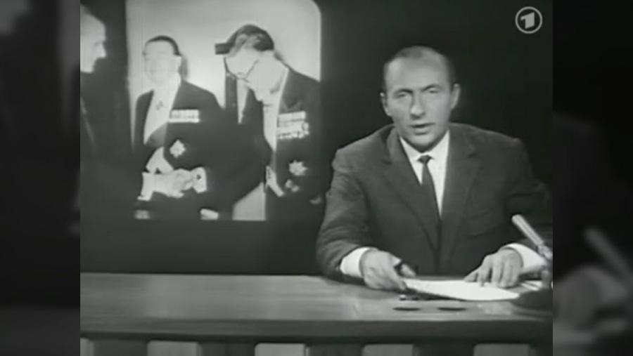 Die Tagesschau vom 16.11.1960 | Zeitgeschichte | Was is hier eigentlich los?