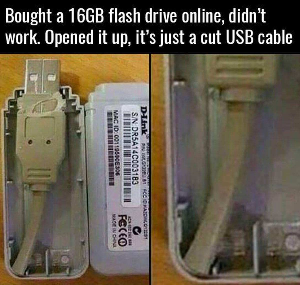 Ein betrügerischer USB-Stick | Lustiges | Was is hier eigentlich los?