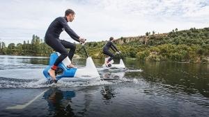 Hydrofoiler XE-1 – Das Wasserfahrrad | Gadgets | Was is hier eigentlich los? | wihel.de
