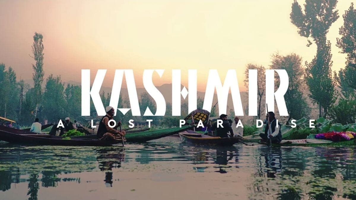 kashmir a lost paradise 2007-03-08  kashmir's extra-judicial killings  kashmir once the paradise on earth,  lost chances for peace.