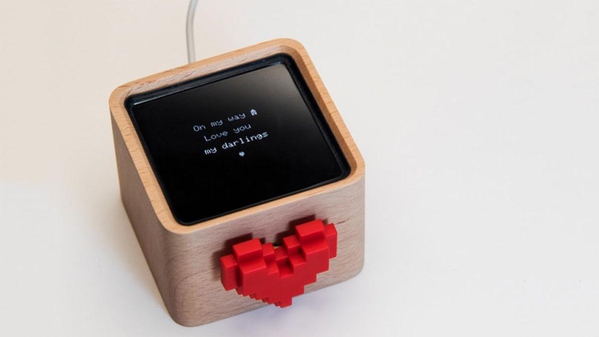 Lovebox – Kleine Liebesbekundungen für zwischendurch | Gadgets | Was is hier eigentlich los?