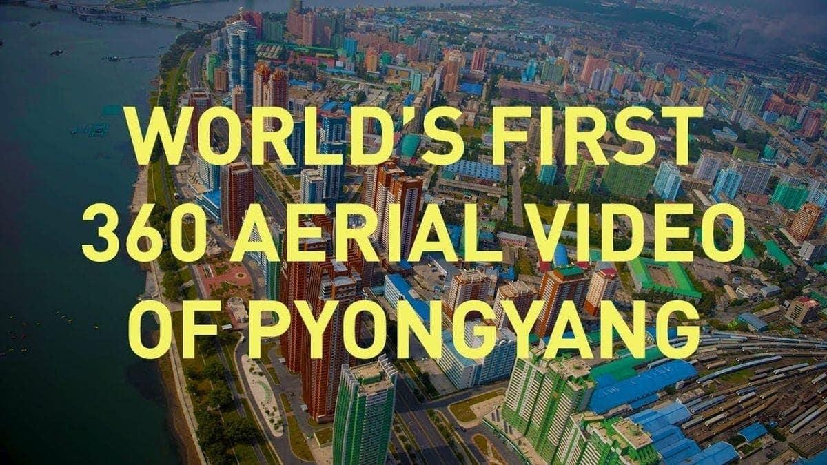 Pjöngjang von oben und in 360° | Travel | Was is hier eigentlich los?