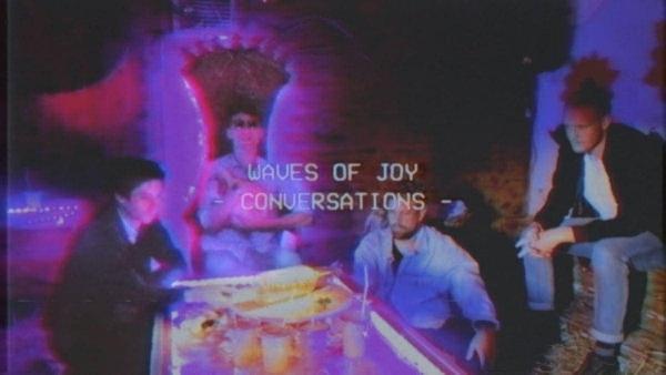 Waves Of Joy - Conversations | Musik | Was is hier eigentlich los? | wihel.de