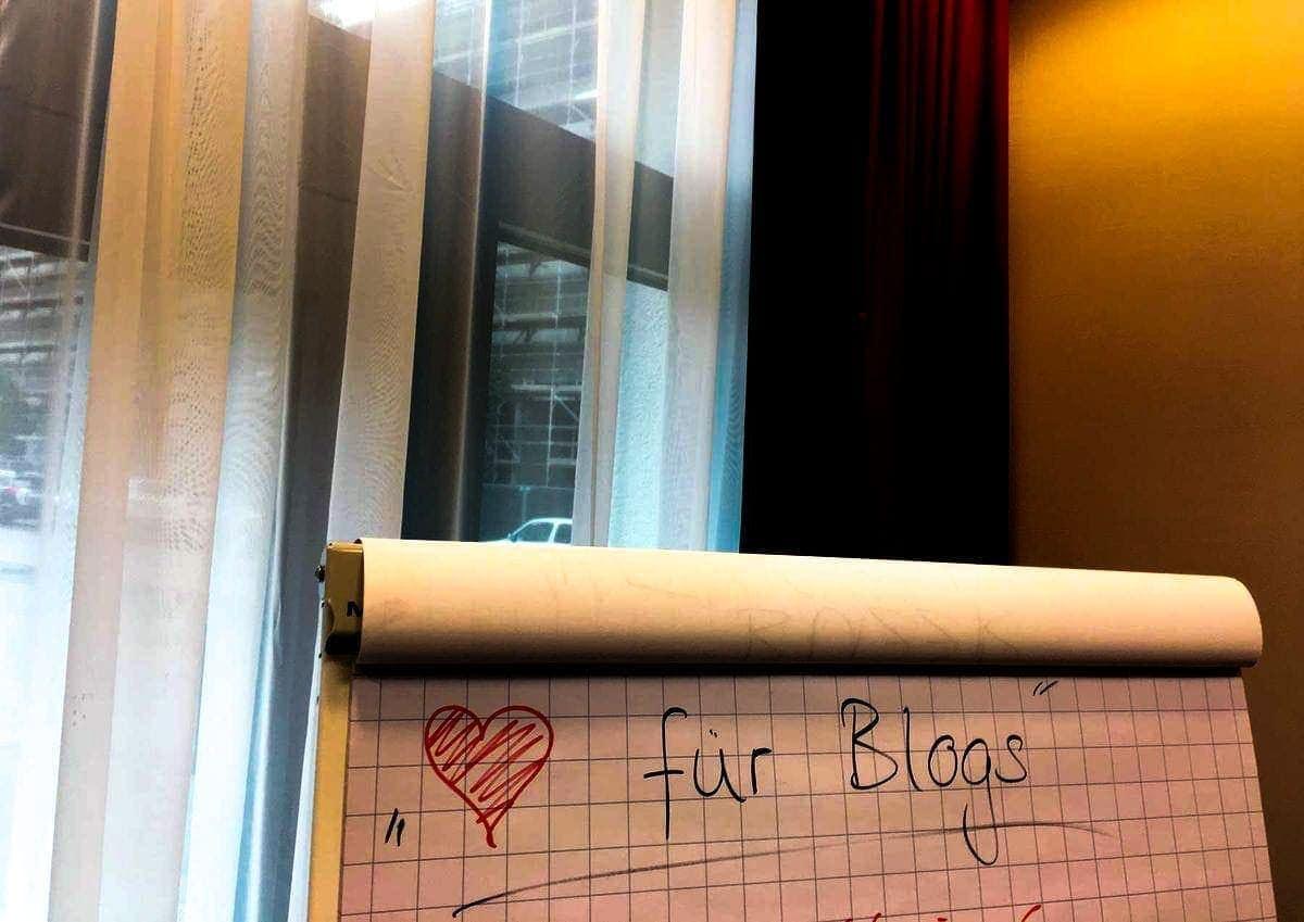 wihel on Tour (03): #Bloggerbutze2 | Kolumne | Was is hier eigentlich los?