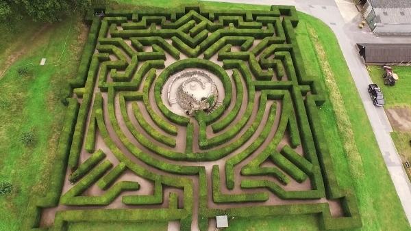 Der Labyrinth-Ertüftler Adrian Fischer   Menschen   Was is hier eigentlich los?   wihel.de