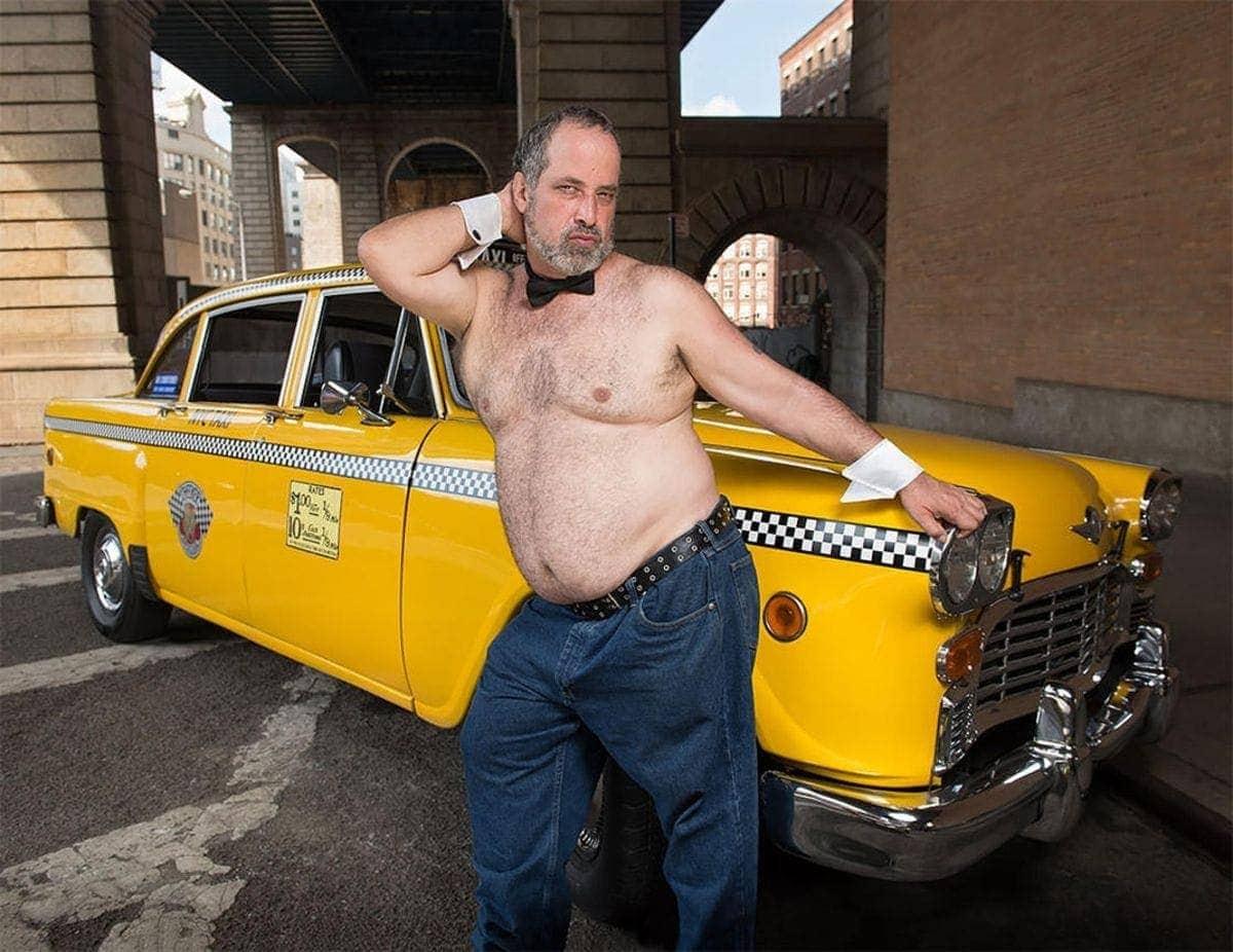 Der neue New York Taxi Drivers Kalender ist da! | Awesome | Was is hier eigentlich los?